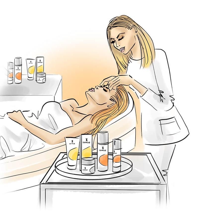 Картинки смешные для рекламы работы косметологов